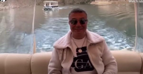 More footage emerges of Sedat Peker's antics in Macedonia