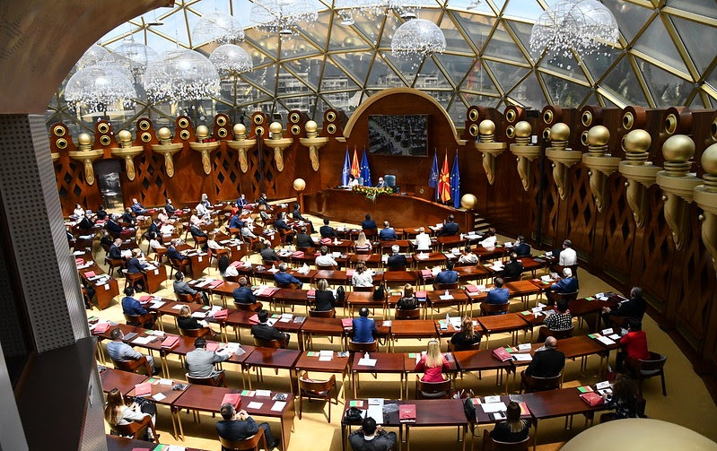 Tensions in the Parliament as the stimulus package vote was delayed once again