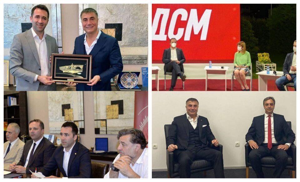 VMRO-DPMNE: Zaev made SDSM a guardian of the mafia