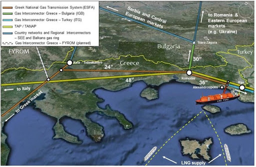 VMRO calls on Zaev to answer questions about his proposed Alexandroupoli gas project