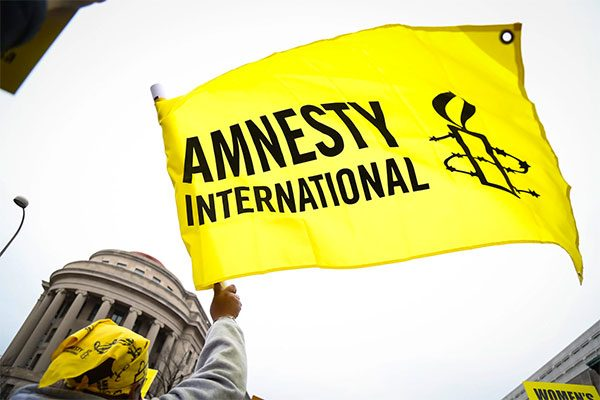 Amnesty International publishes report on human rights in Macedonia