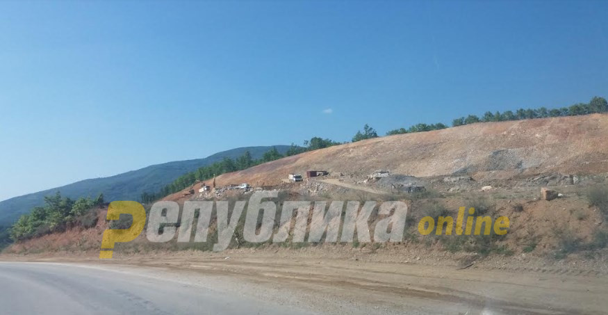 Zaev's Government wants to revive the Chinese built Kicevo – Ohrid highway project