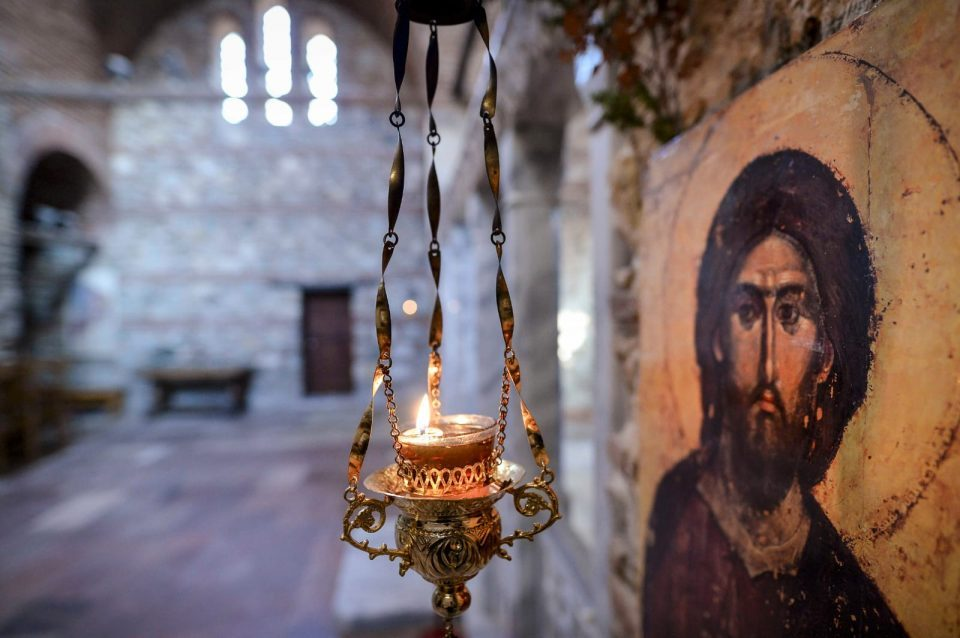 Orthodox believers observe Good Friday