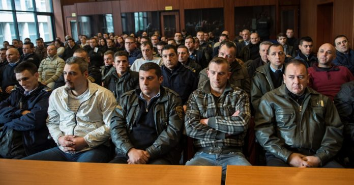Idrizovo prison guards seize mobile phones from detained group of Albanian terrorists