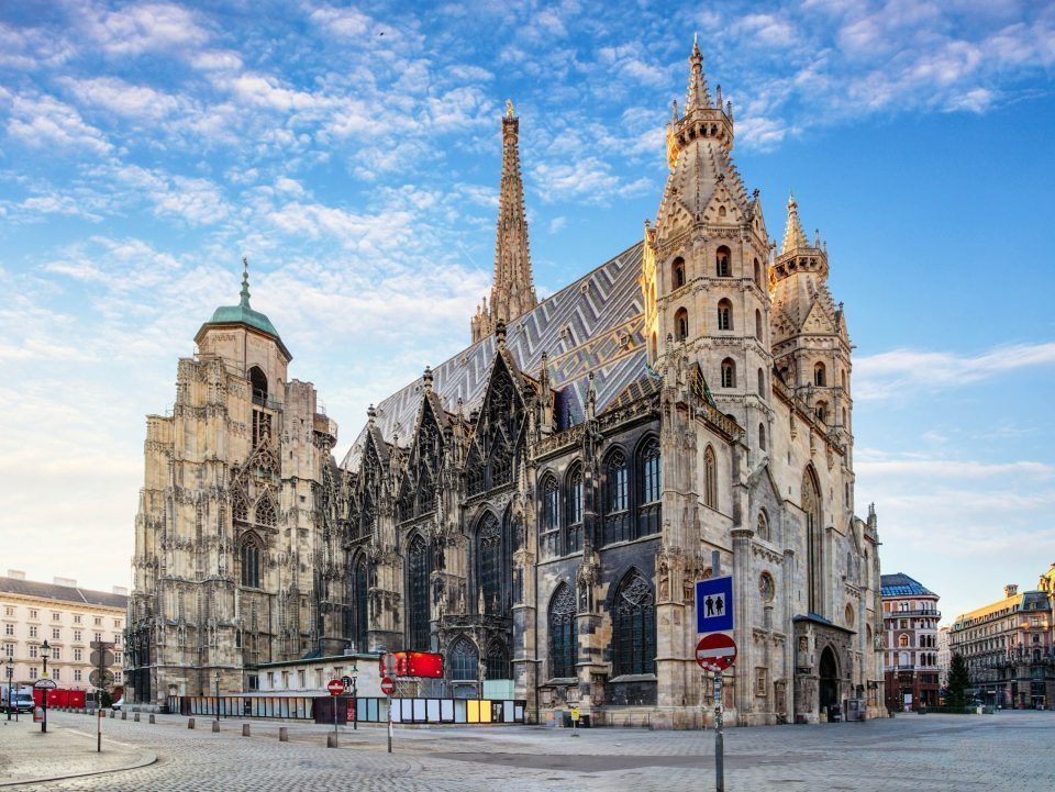 Austrian boy with origin from Macedonia arrested after threatening to attack the Vienna cathedral