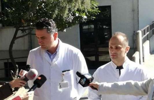 Alliance for Albanians and Alternative demand the resignations of Venko Filipce and Ilir Hasani