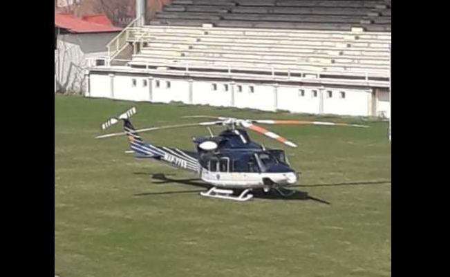 Zaev's decision to use a helicopter for a short trip causes outrage