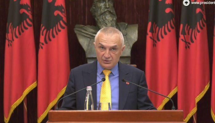 Albanian President Meta wants an investigation into the mafia passports scandal in Macedonia