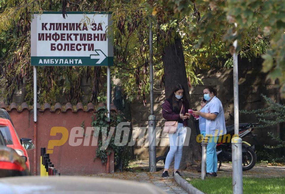 Five doctors from Acibadem-Sistina and two from Remedika to be included in the treatment of covid patients in public healthcare