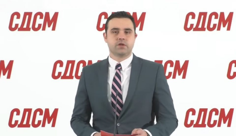"Arsovski: SDSM with fake news defocuses the public from the ""Mafia"", ""the Zaev drug cartel"", ""Secret freelancers"" affairs…"