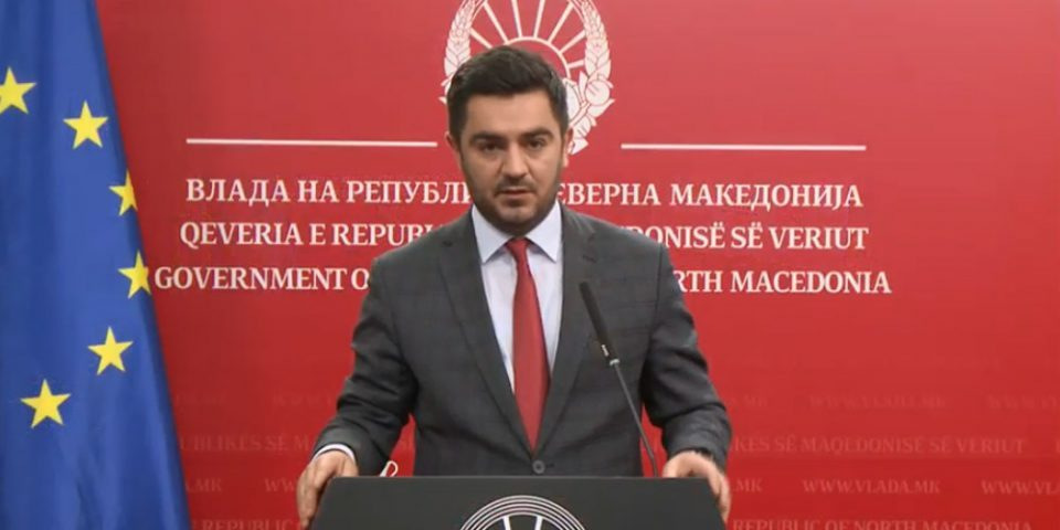 Parliament expected to vote on the stimulus bill tomorrow, Minister Bekteshi says
