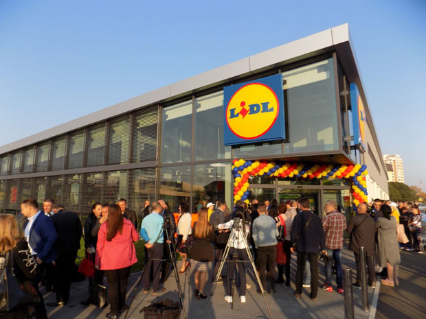 Lidl to open multiple stores in Macedonia