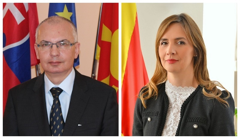 Angelovska-Bezoska – Markus: Support for the country in EU accession process through cooperation with National Bank