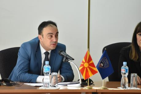 You should resign because I left you a complete investigation, and you didn't do anything for a year, Culev tells Spasovski