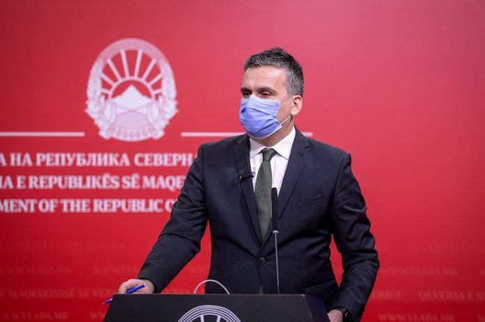 Government spokesman Hoxha refuses to release the names of a group of secretive cabinet advisers