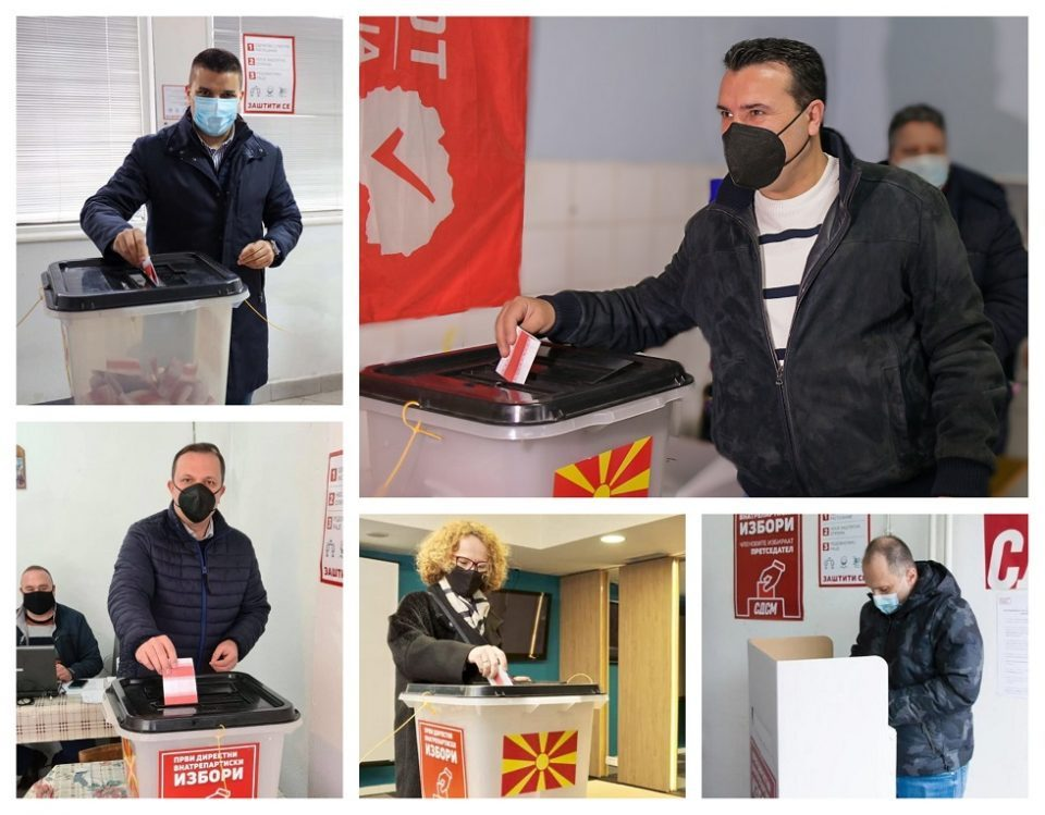 """Zaev is on the verge of complete victory over the """"urban wing"""" of the SDSM party"""