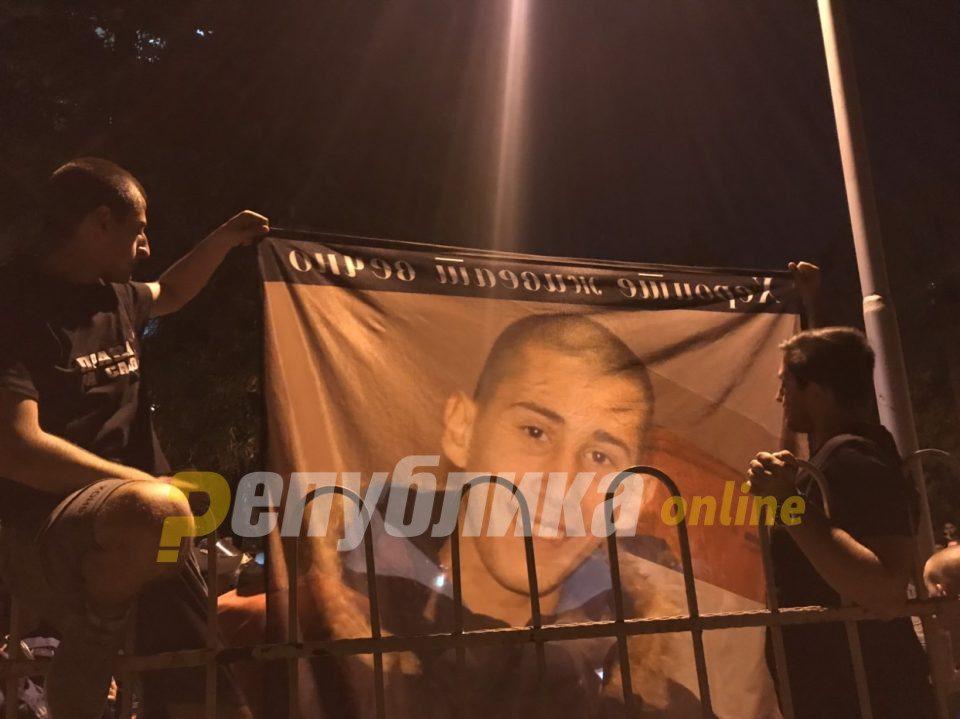 Albanian groups plan protest in support of the killers of Nikola Sazdovski – Sazdo
