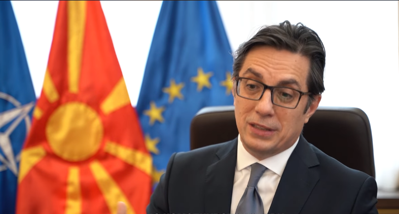 President Pendarovski claims he was only informed about the passport scandal after the arrests