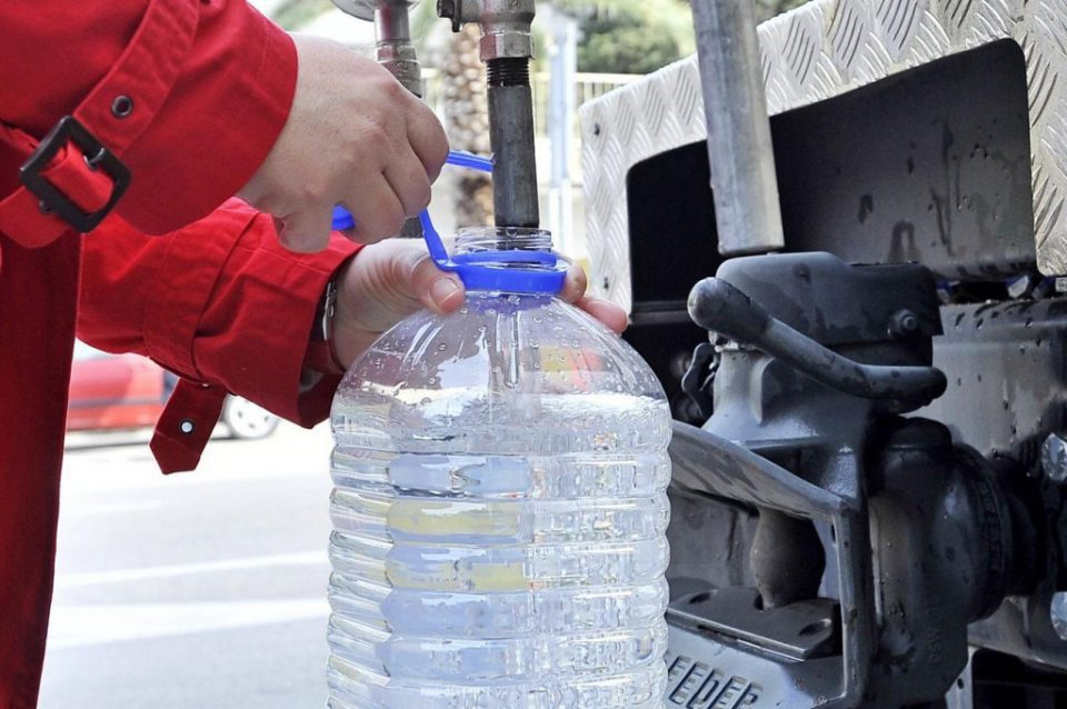 Tetovo authorities will impose water cuts again