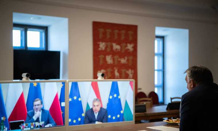 V4 countries stand by Czech Republic
