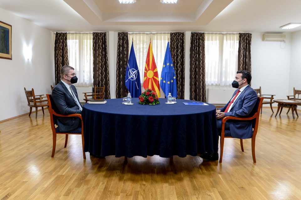Nikoloski: The only person possibly involved in the scandal Mickoski has been in contact with is Zoran Zaev
