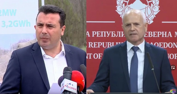 Ousted inspection chief Paunovski says he had a dispute with Deputy Prime Minister Grubi, and not with Zaev
