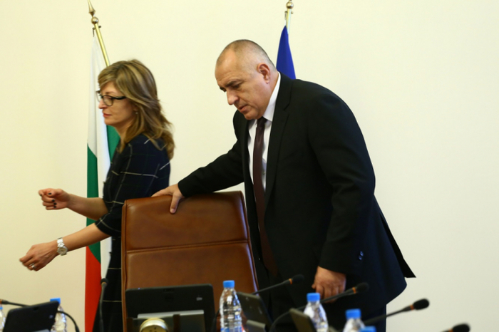 Borisov calls on Trifonov to form the next Bulgarian Government
