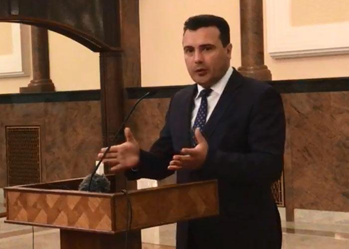 Zaev denies involvement in the major marijuana seizure last week