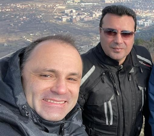 Nikoloski: Since the beginning of the pandemic, Filipce only manipulates the public and takes motorcycle and helicopter rides