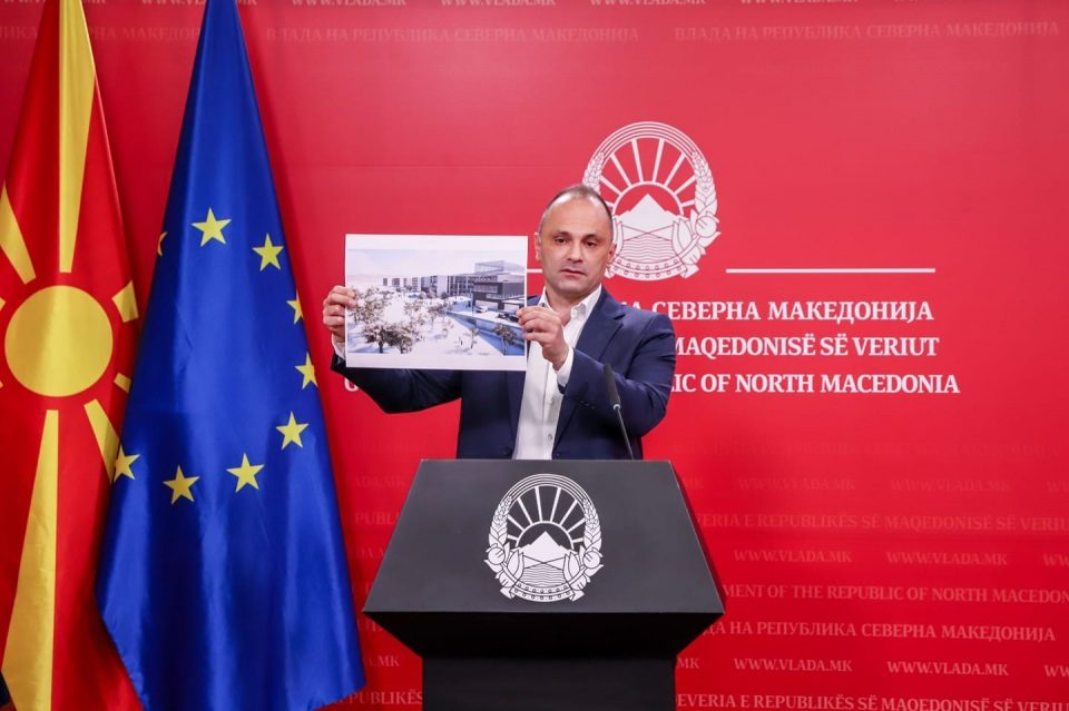 VMRO-DPMNE: Filipce wants to take a loan of more than half a billion euros, money that to be repaid by the citizens
