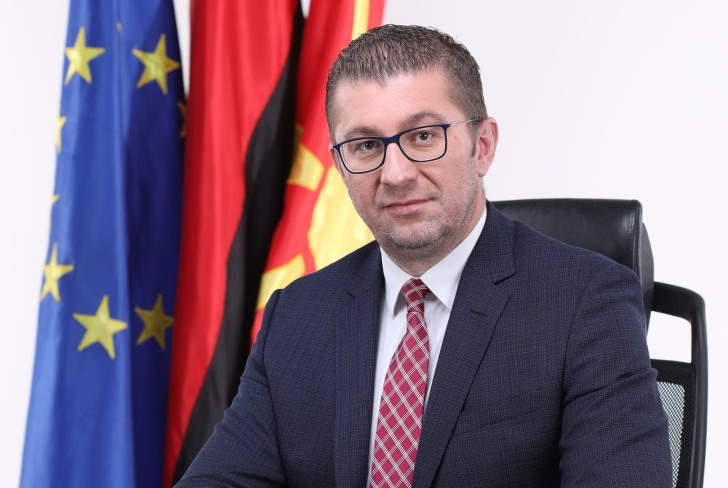 From great surgeon, promising minister to end up as clown of Zoran Zaev is big personal defeat, Mickoski tells Filipce