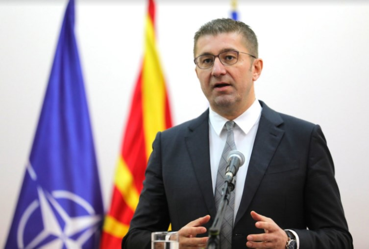 Mickoski: We will not let Zaev spend half a billion EUR for his corrupt clinical center project