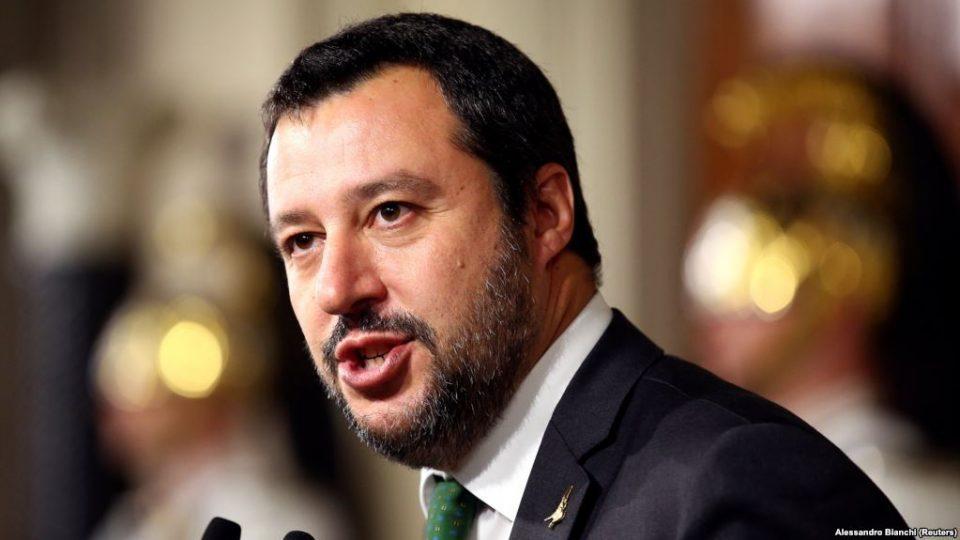 Salvini proposes a European right-wing coalition