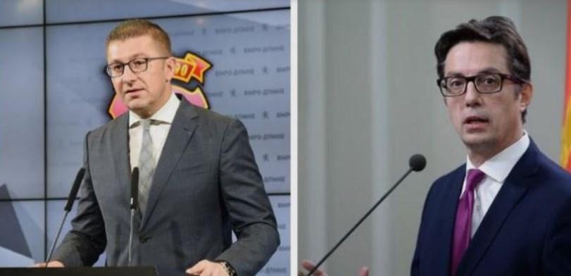 LIVE: Statements after the Mickoski – Pendarovski meeting