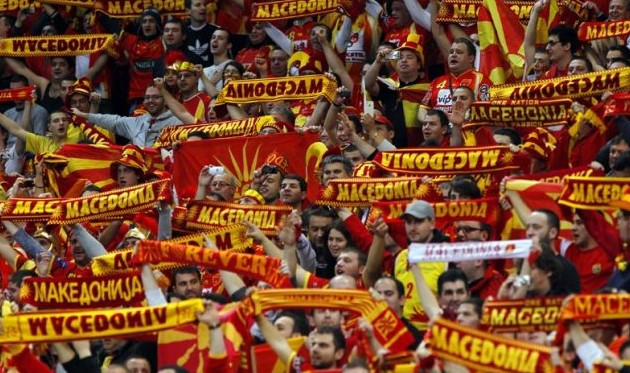 Macedonian football fans prepare to head out for Romania as restrictions are lifted