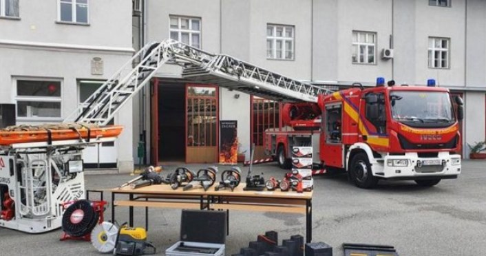 """VMRO-DPMNE to hand over the cases of """"Silegov's firefighting ladder truck"""" and """"Filipce's Chinese vaccines"""" to the Prosecutor's Office and the Anti-Corruption Commission"""