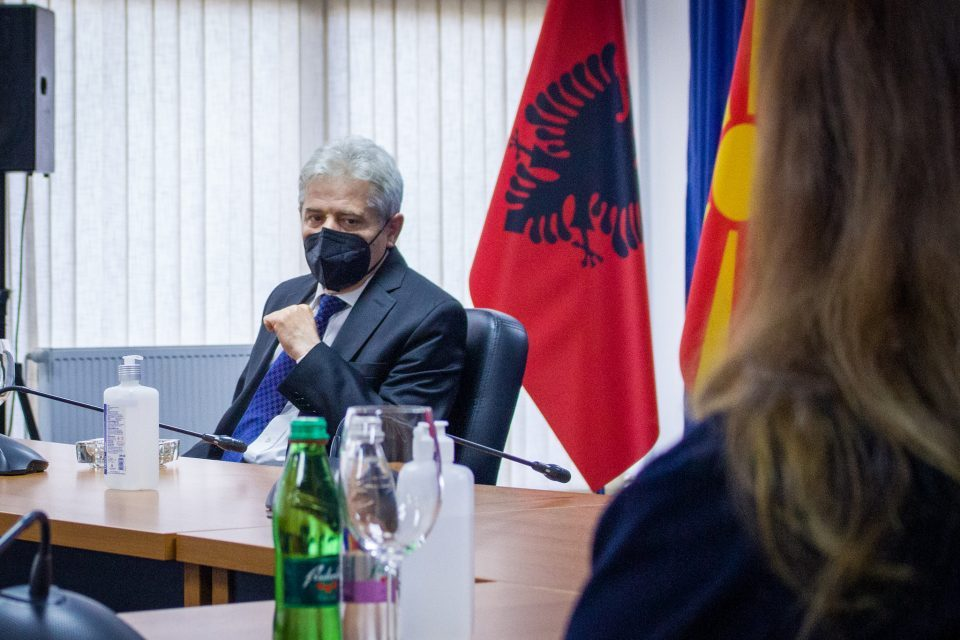 Ahmeti – Galloway: Relations in the coalition are stable