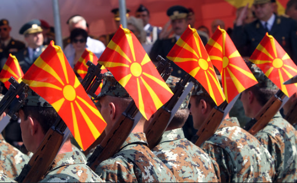 Macedonian soldier is being airlifted from Africa after developing a bad case of Covid-19