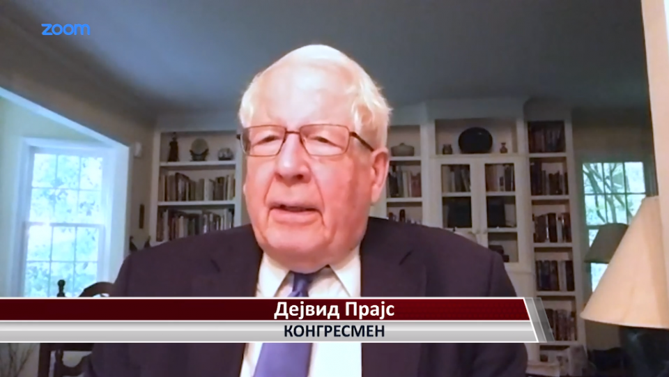 US Rep. Price says Bulgarian veto of Macedonia is frustrating