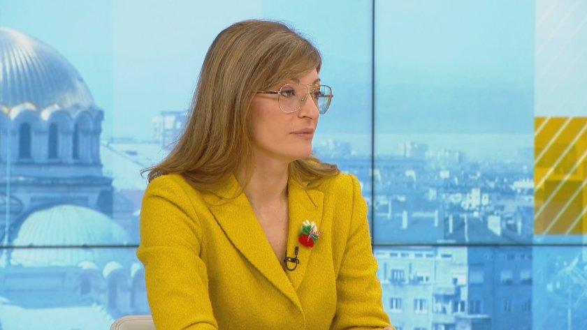 Zaharieva warns that Bulgaria will closely monitor the census in Macedonia