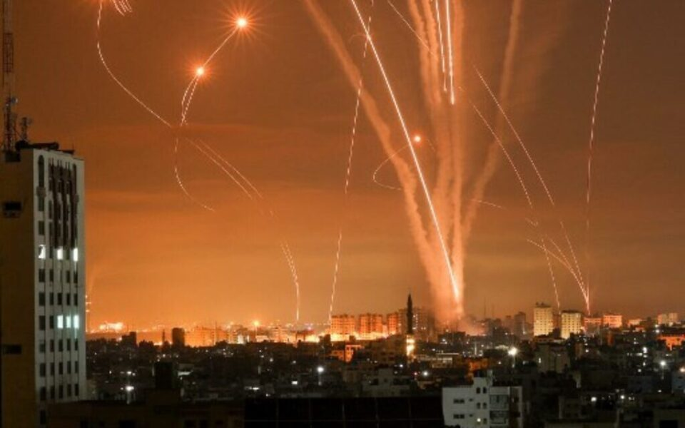 Mickoski: We support Israel as it protects its citizens from Hamas rocket attacks