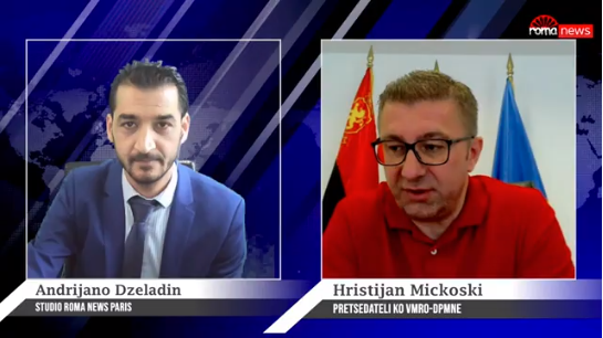Mickoski: Zaev opened the Pandora's box, the negotiating positions of the country are permanently damaged