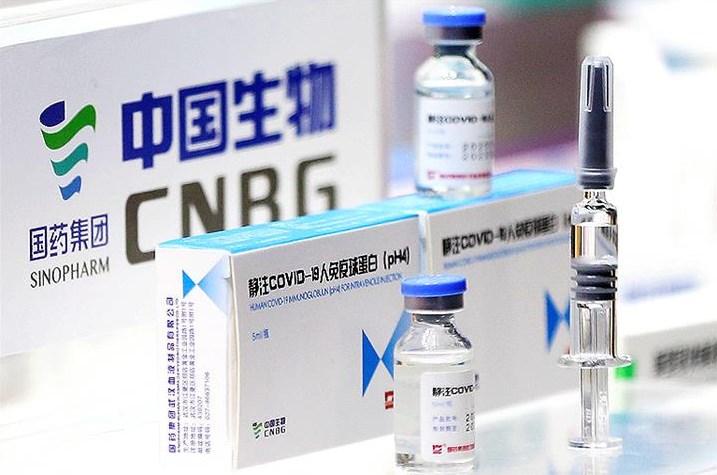 China's Sinopharm vaccine receives WHO emergency use authorization