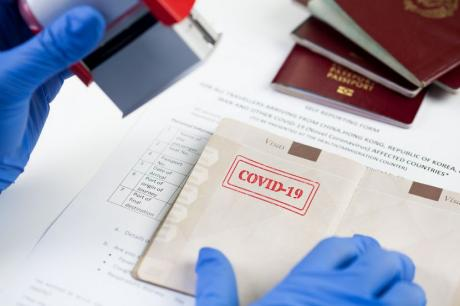 EU Commission recommends opening up to fully vaccinated non-EU travellers Access to the comments