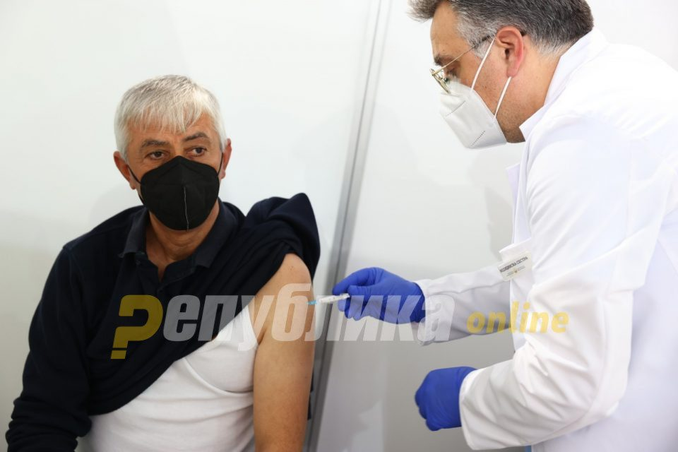 Number of citizens who registered to take the vaccine doubled since April 30th