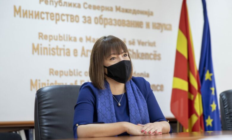 VMRO-DPMNE calls on Minister Carovska to listen to the protesters and stop her latest education experiment
