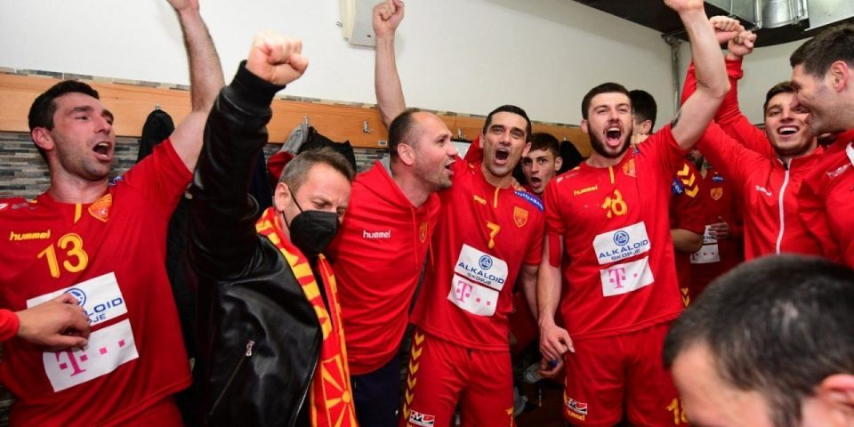 Handball: Macedonia beats Switzerland 29:28