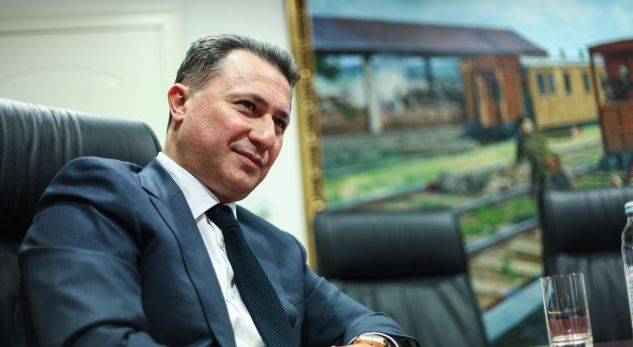 Gruevski: Zaev is torturing people to force them to give false testimonies against me