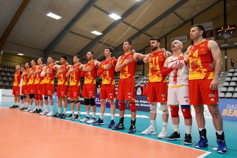 Volleyball: Macedonia beats Israel 3:1