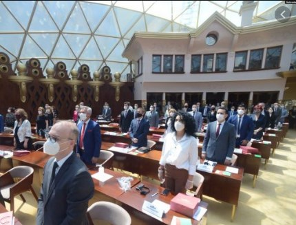 VMRO-DPMNE concludes intensive training program with the Konrad Adenauer Foundation